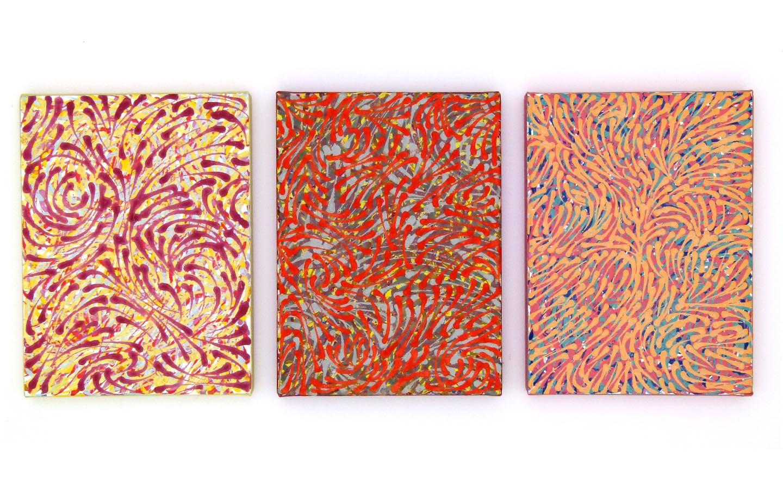 Farbige Tusche auf Leinwand 2008_0000s_0011_L1100045a