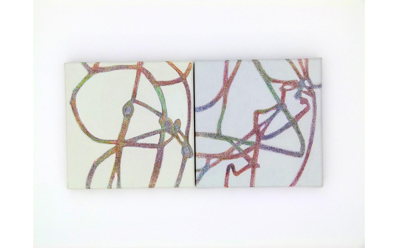 Farbsitft und Acryl auf Leinwand 2011_0000s_0003_L1130868a