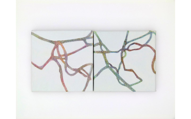 Farbsitft und Acryl auf Leinwand 2011_0000s_0005_L1130866a