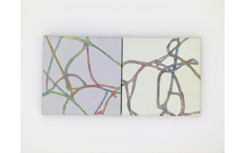 Farbsitft und Acryl auf Leinwand 2011_0000s_0006_L1130865a