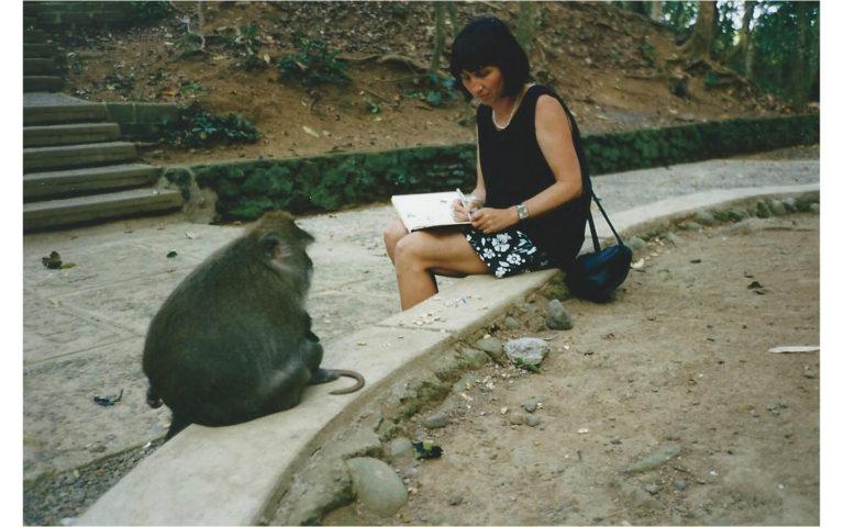 Bali, Indonesien – 1993