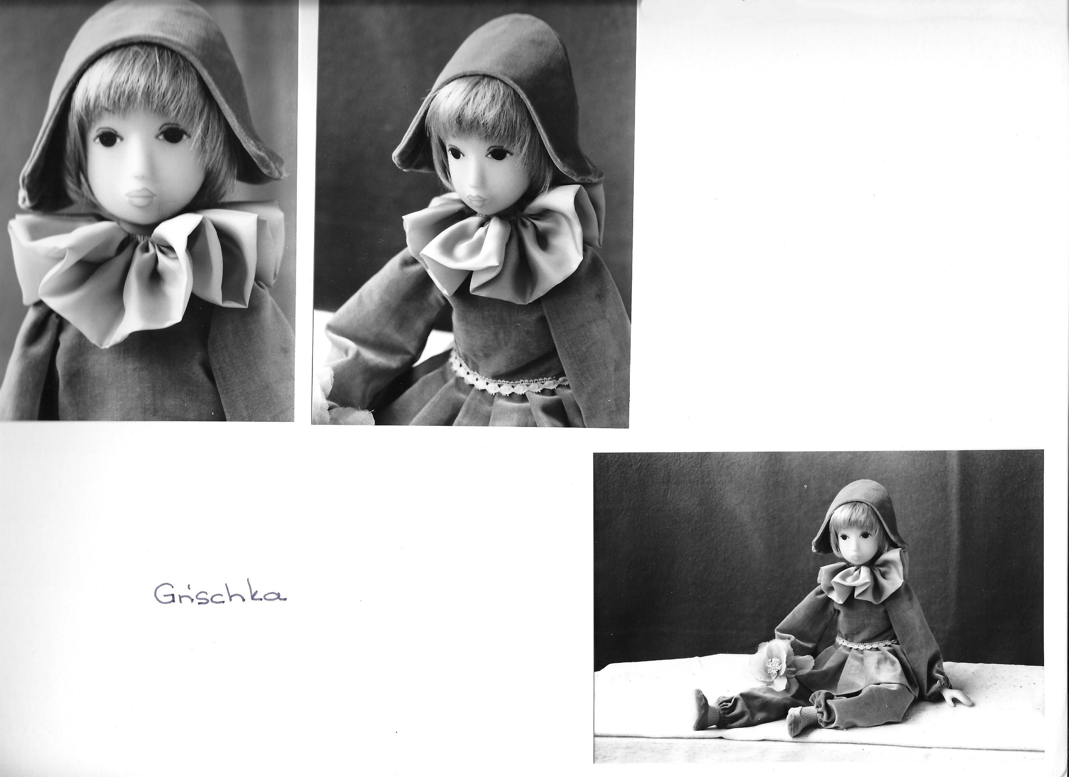 Puppen 10a---