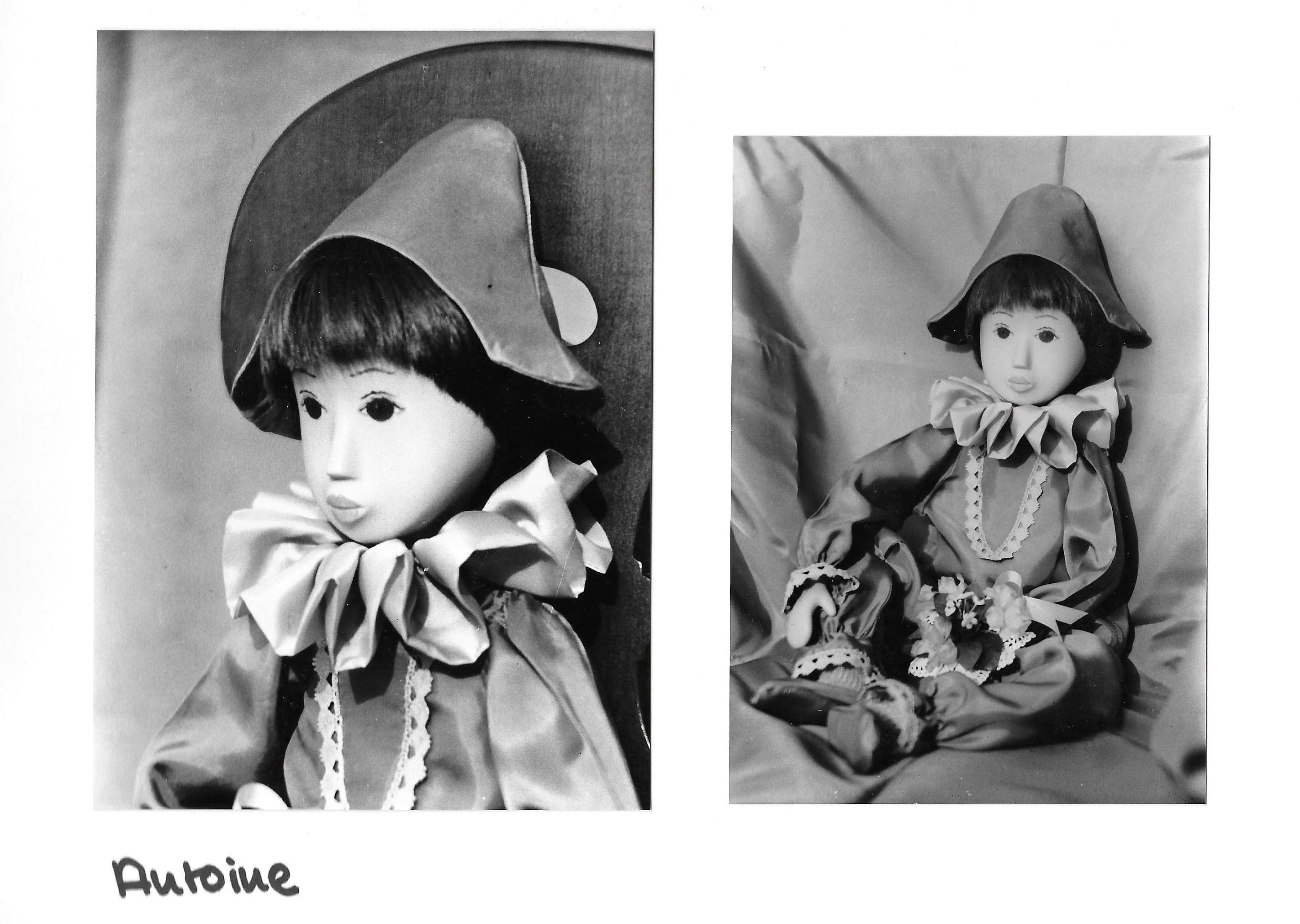 Puppen 1a---