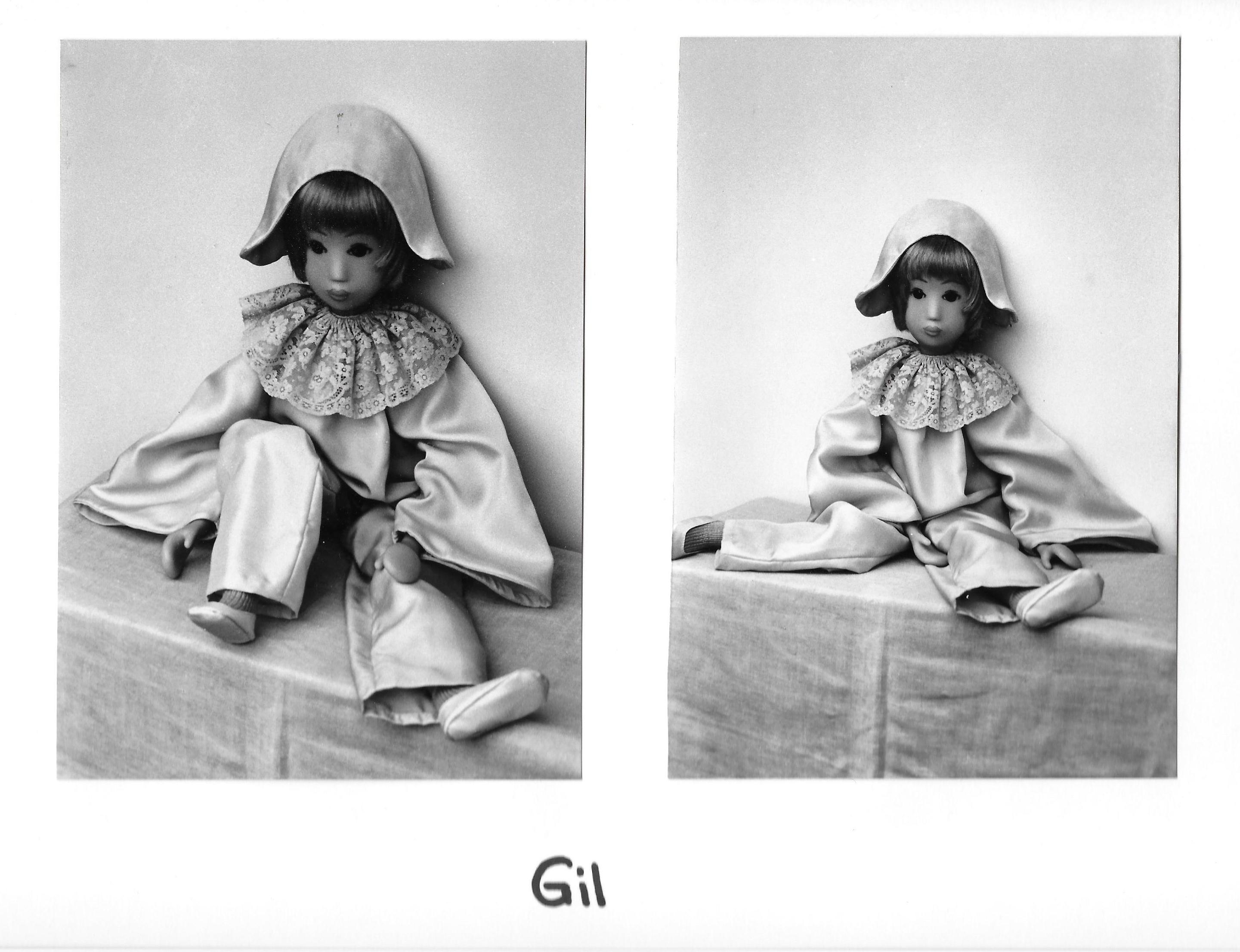 Puppen 9a---